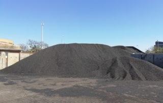 A heap of tar