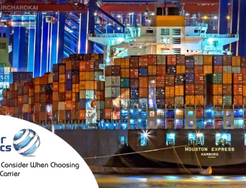 5 Things to Consider When Choosing a Shipping Carrier