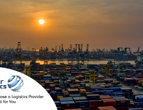 How to Choose a Logistics Provider That is Right for You