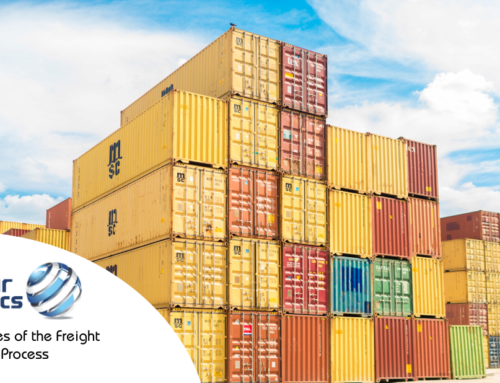 The 5 Stages of the Freight Forwarding Process